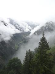 Panel Szklany Krajobraz Mountains