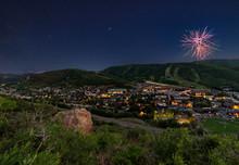 Park City Fireworks