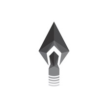 3D Arrow Logo