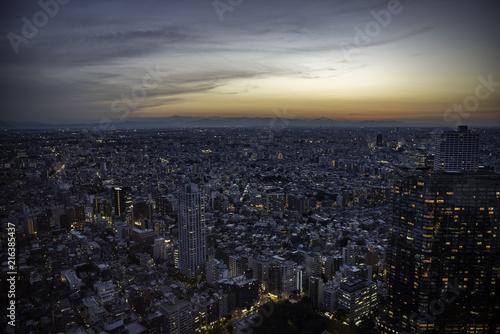 Fotobehang Tokyo Tokyo