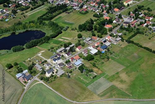 Zdjęcie XXL Blankensee koło Löckniz na granicy z Polską