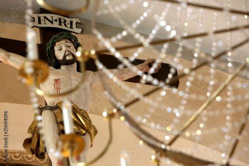 Photo Jésus-Christ sur la croix