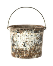 Old Paint Bucket