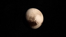 Planète Pluton