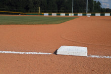 Little League Baseball Infield...