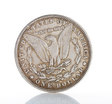 One Silver Dollar Coin