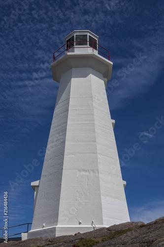 Foto op Aluminium Vuurtoren Cape Spear Lighthouse