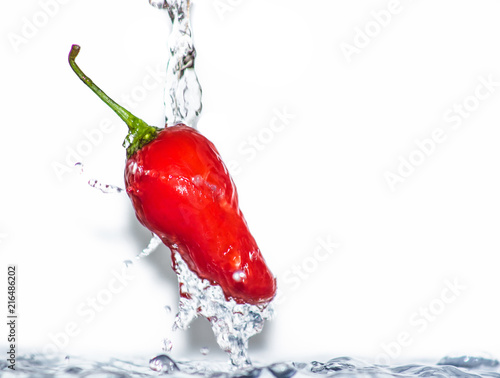 Staande foto Hot chili peppers Red Pepper