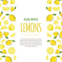 Lemon Banner Template