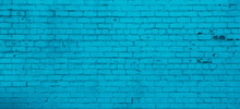 Restored Old Brick Wall Background