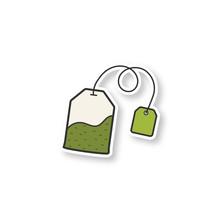 Tea Bag Patch