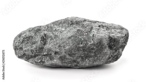 Single granite stones boulde