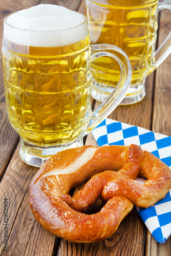 Staande foto Bier / Cider Bier