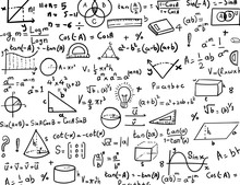 Maths And Trigonometry Hand Dr...