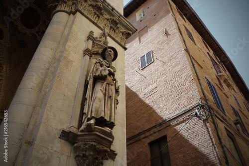 Fotografie, Obraz  Siena Toscana Italia