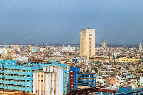 Fotografie, Obraz  View On Havana, Cuba