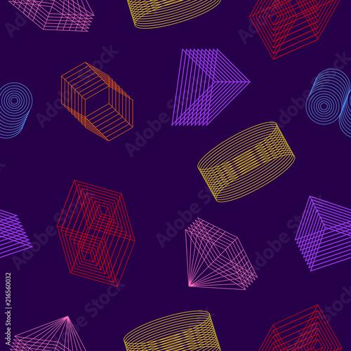 seamless pattern Poster