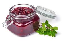 Gooseberry Jam With Fresh Berr...