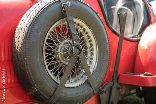 Keuken foto achterwand Vintage cars Oldtimer MG Bild 2