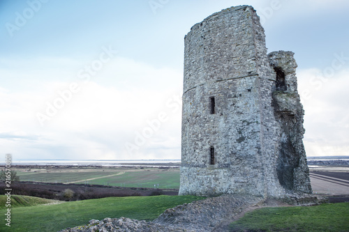 Платно castle ruins in essex