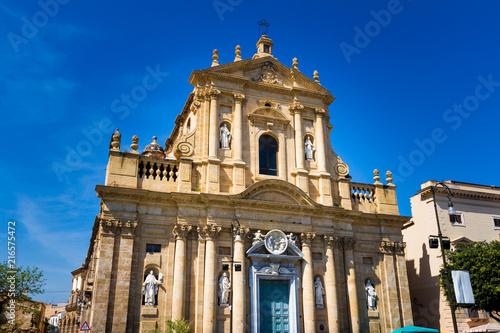 Fotografie, Obraz  Saint Teresa alla Kalsa church in Palermo, Italy