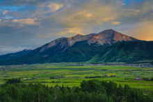 Crested Butte, Colorado Summer...