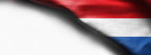Amazing Flag Of Netherlands, E...