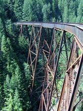 Ladner Creek Trestle, BC, Canada