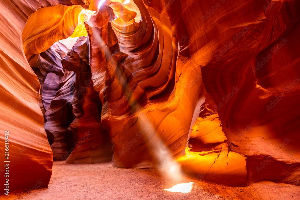 Fototapeta Upper Antelope Canyon