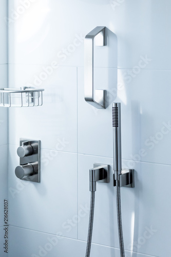 douche moderne - Buy this stock photo and explore similar ...