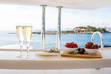 Champagne En Mer