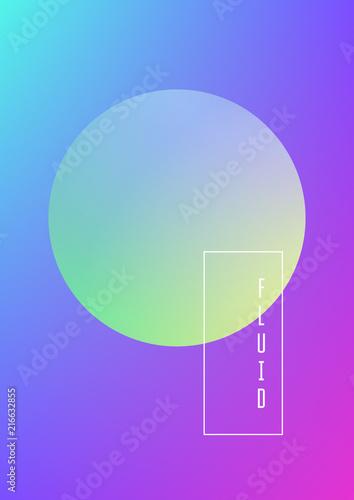 Láminas  Circle fluid with round spheres