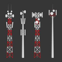 Transmission Cellular Towers V...