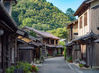 Good old town at Iwami-ginzan, shimane, japan 石見銀山