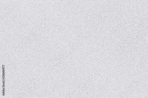 fototapeta na lodówkę Fabric pattern gray with white stripes. Light textured vector background, bright backdrop, soft textile texture. Natural material wallpaper.