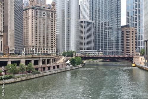 Keuken foto achterwand Verenigde Staten Chicago Loop