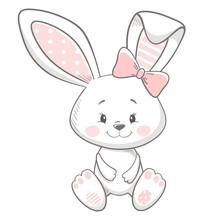 Bunny Cute Print