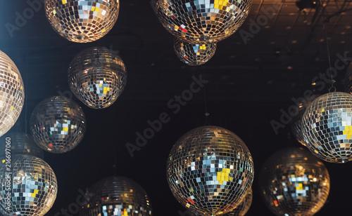 Fototapeta Disco Balls