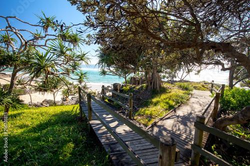 Foto op Plexiglas Oceanië Cabarita Beach