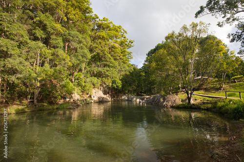 Foto op Plexiglas Oceanië Currumbin Valley Rock Pools