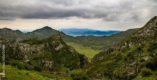 Foto op Plexiglas China Lagos de covadonga