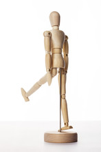 Wooden Dummy Human Soldier Iso...