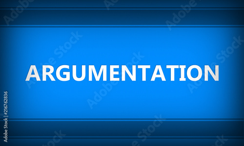 Photo Argumentation