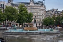 The Fountain On Trafalgar Squa...