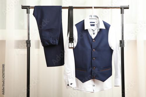 Fotografia Male classic suit