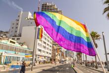 20th Tel Aviv Pride, Israel