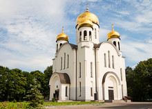 Russian White Orthodox Church ...