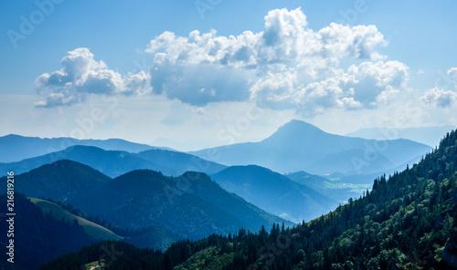 Foto op Aluminium Bergen hochfelln mountain