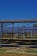 serre photovoltaïque pour capter l'énergie du soleil
