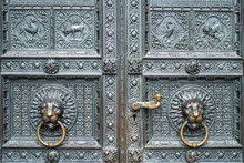 The Entrance To Cathedral Of C...